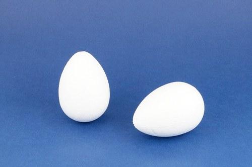 Polystyrenové vajíčko - 8cm
