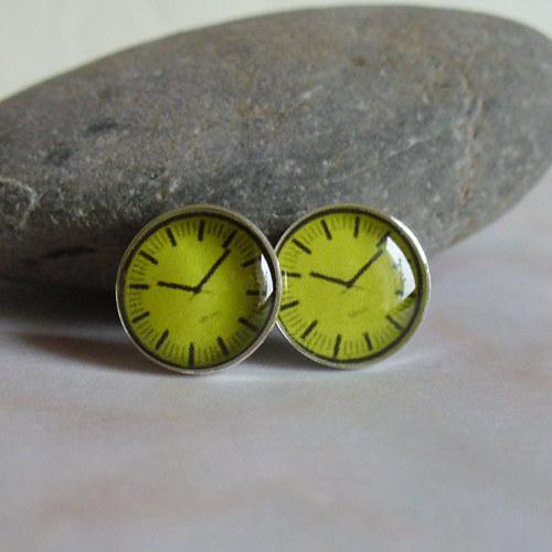 Mini hodinky - pecičky