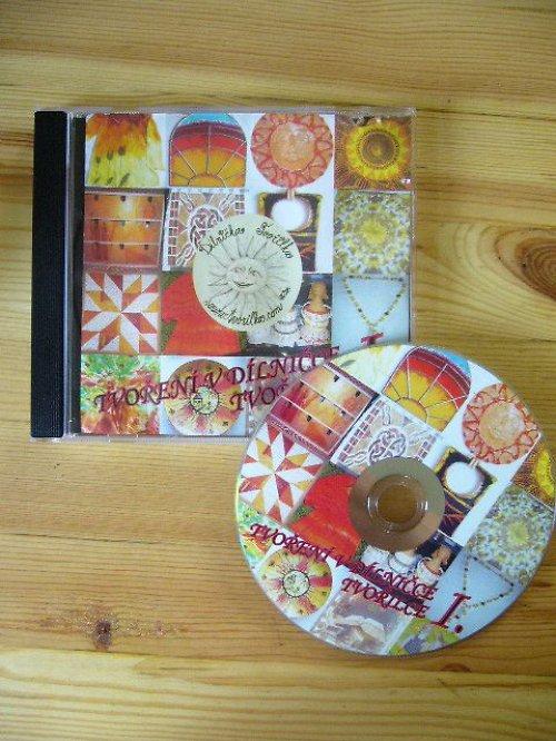 DVD o tvoření - SLEVA