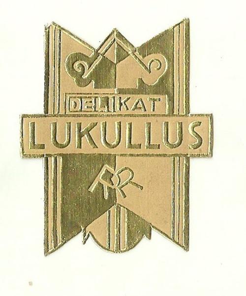 Zálepka Lukullus delikat