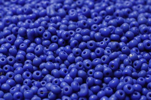 Rokajl 2 mm, námořnická modř, 10gr