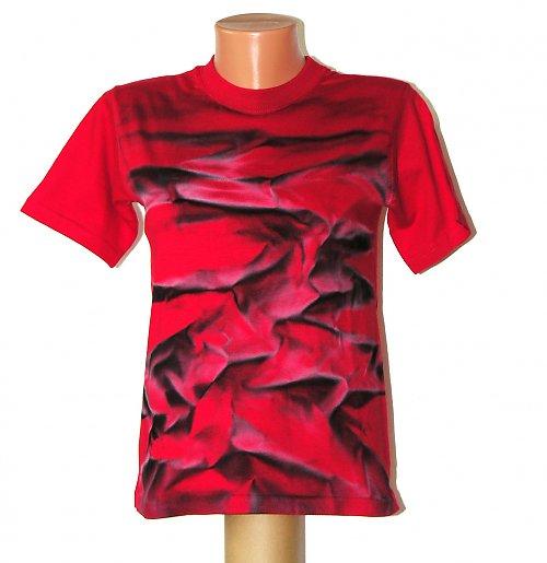 Dívčí triko - velikost 140