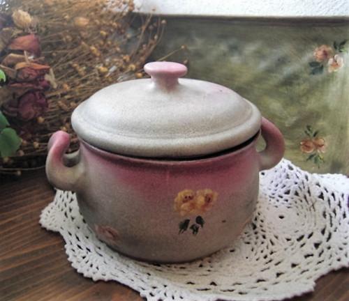Malovaný rendlík na polévku 0,5l