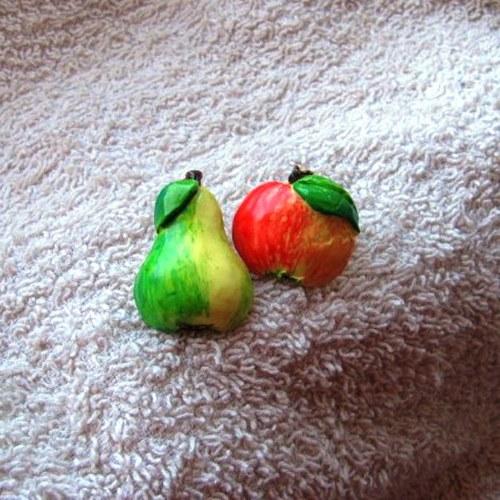 Ovocné naušnice