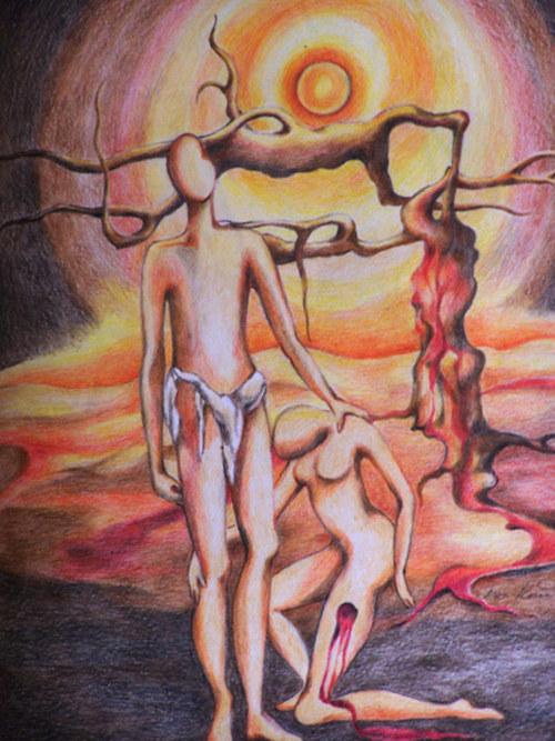 Boj o lásku ( strom života I.)