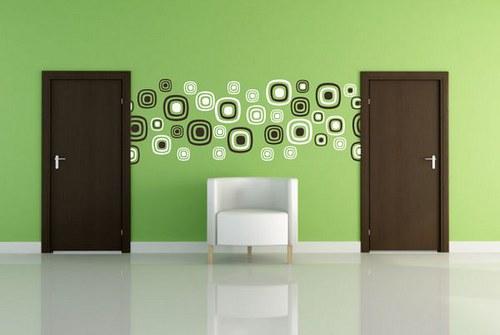 Samolepíci dekorace na zeď 2646n