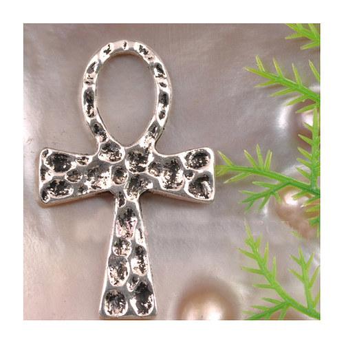 Kříž Života - Platinový