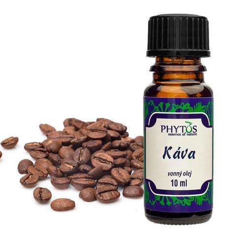 Káva - vonný olej 10ml
