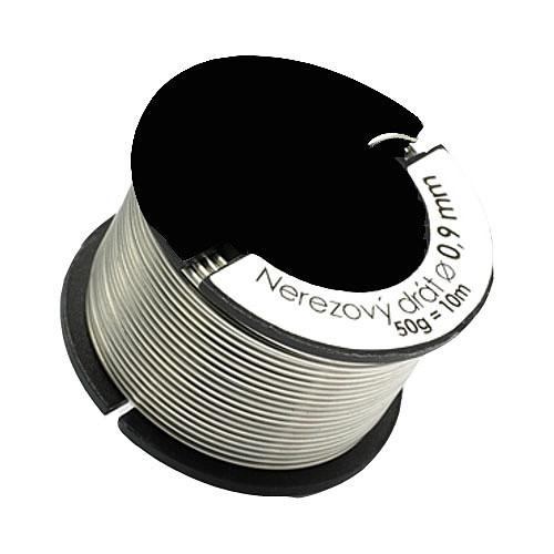 Nerezový drát 0,9 mm