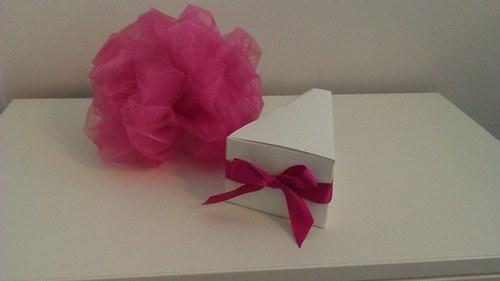 Krabička dortík