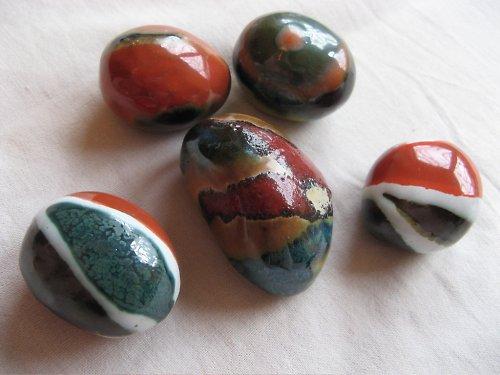 Dárkové chrastící kamínky