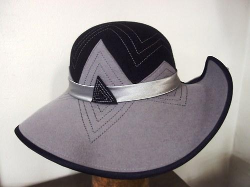 Filcový klobouk č. 5642