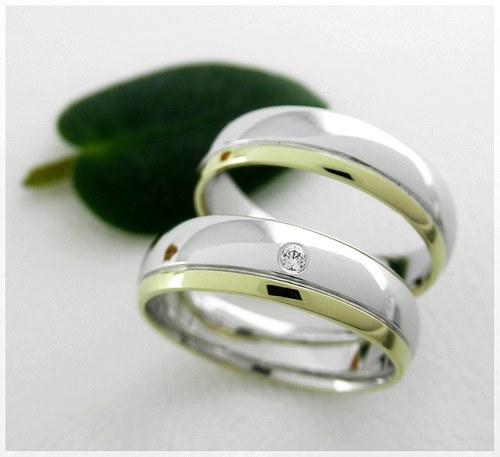 Snubní prsteny č.8,9