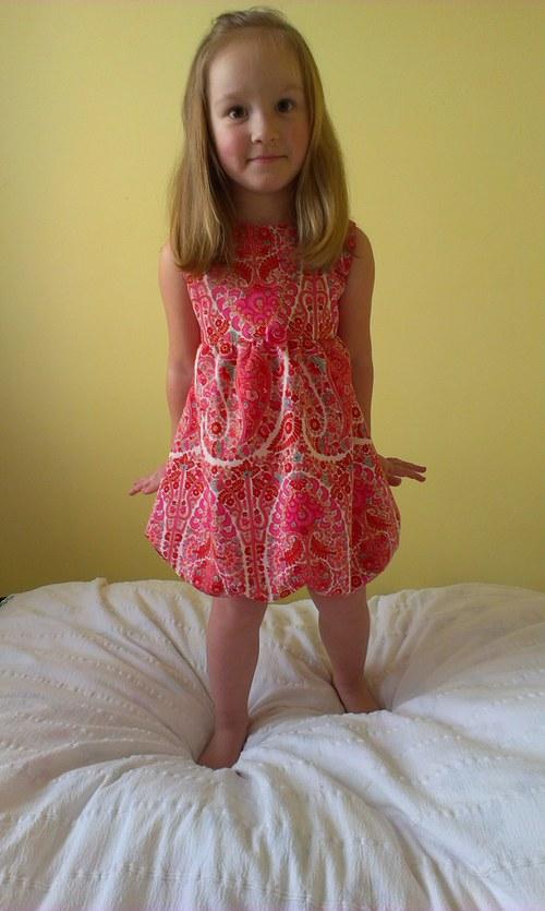 Šaty pro malé slečny