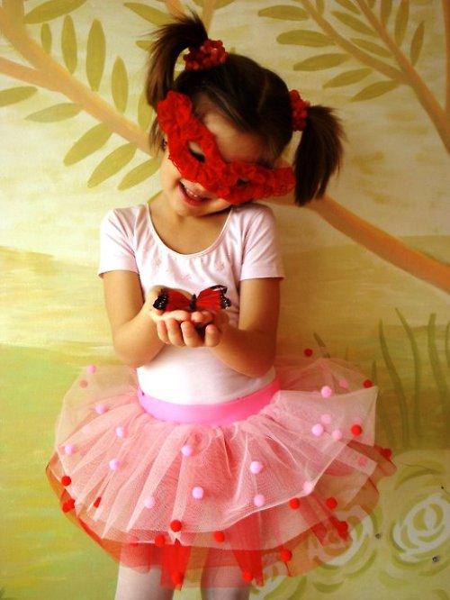 Sukně - Jahůdka (3-6 let)