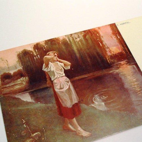 Korpal SMUTEK - pohlednice č. 1041
