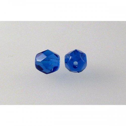 ohňovky 6 mm modrá capri 20ks