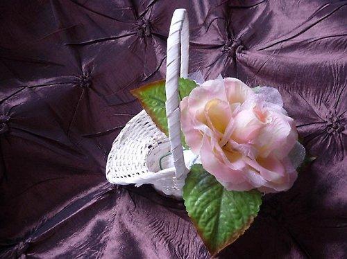Svatební košíček - SLEVA