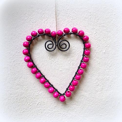 Domov plný lásky .... v barvě růžové:)