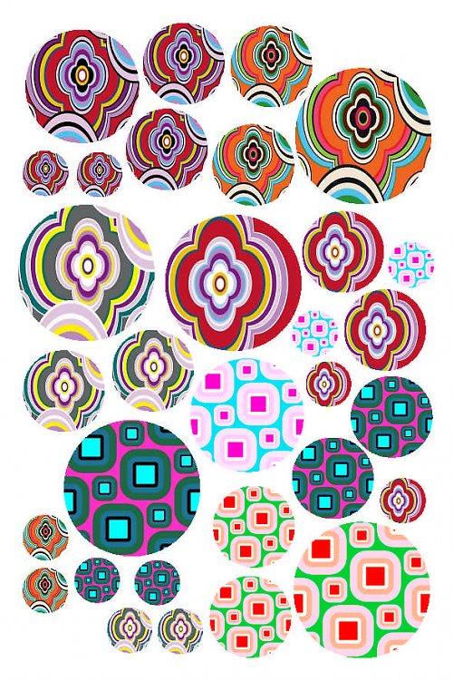hrátky s barvami v retro stylu 02