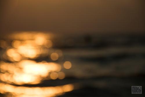 Svítání I - autorská fotografie