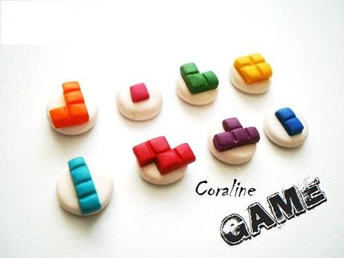 Miniaturní Duha Tetris
