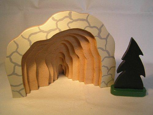 Dračí jeskyně dřevěná