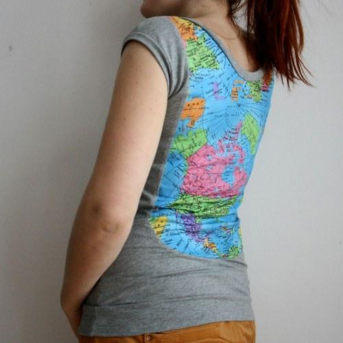 Tričko svět :)