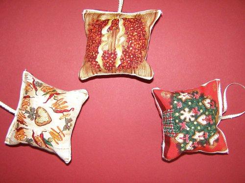 Voňavé vánoční ozdoby