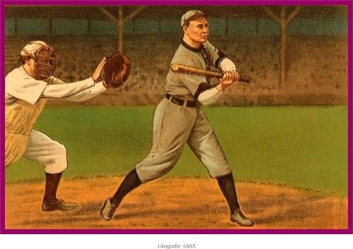 Baseball - počátky
