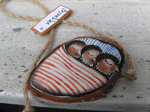 Vrabčáčci bráškové spinkají :)))