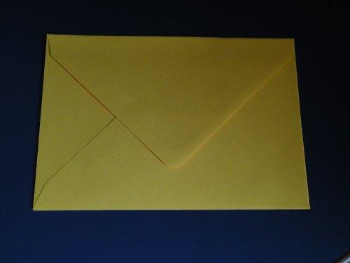 Barevné obálky - žlutá