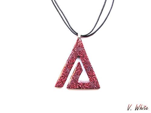 Růžový triangl