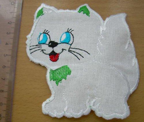 Nášivka Kočička