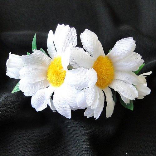 Květinová spona kopretinová