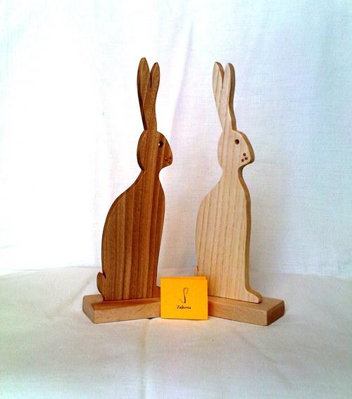 Dekoračný zajko