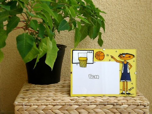 Basketbalista BEN - na přání