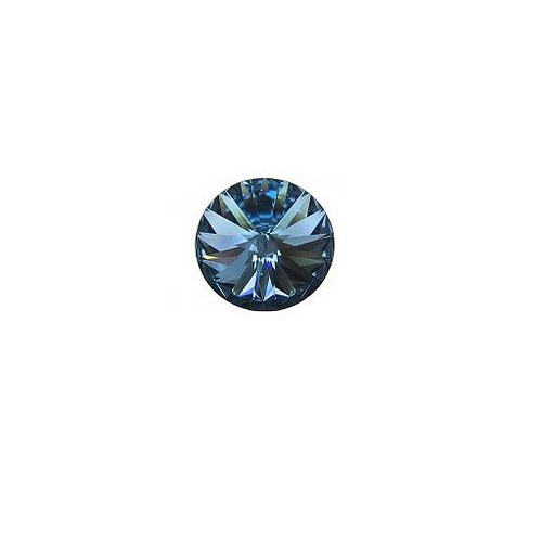 Swarovski rivoli - Denim Blue - 12 mm - NOVINKA+