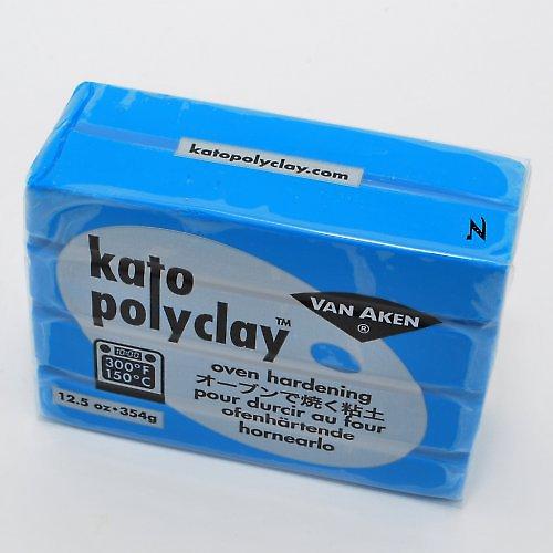 Kato Polyclay velké balení / Světle modrá - tyrkys