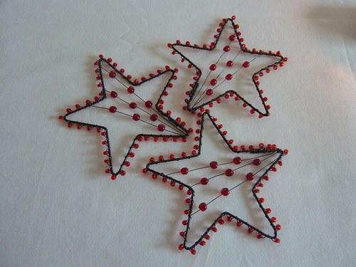 Červené hvězdy