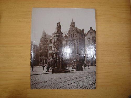 Roland v Brémách roku 1895