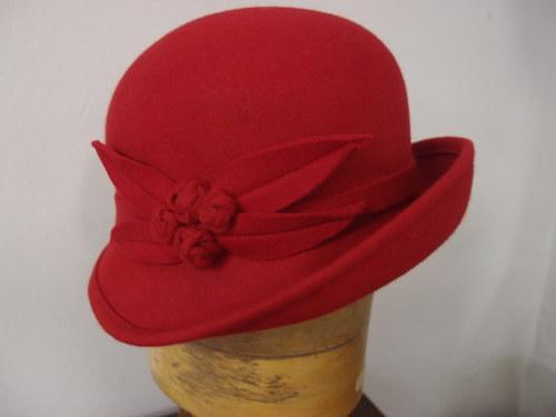 Filcový klobouk č. 5694