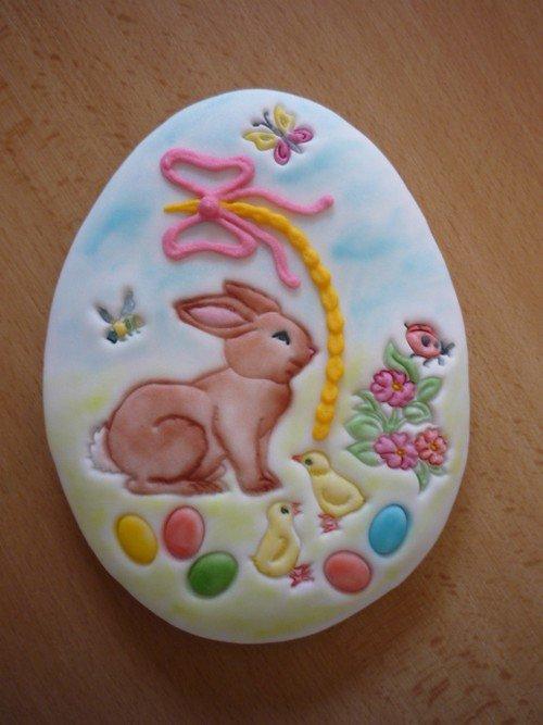 Velikonoční vajíčko velké
