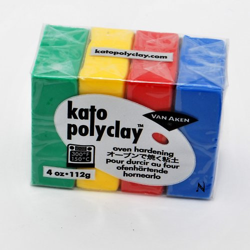 Kato Polyclay Mix / primary