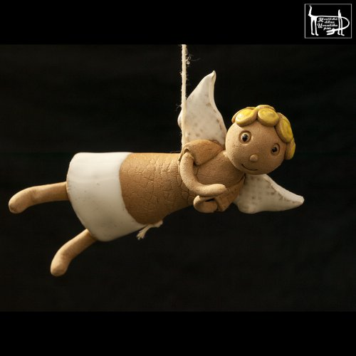 Andílek letící