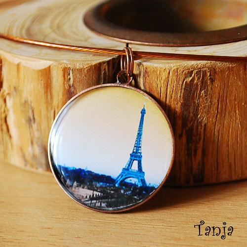 Paris - přívěšek