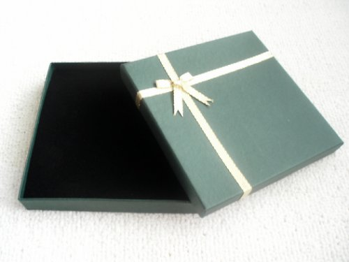 Krabička zelená velká