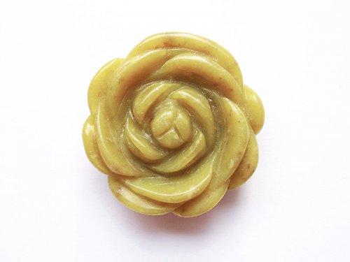 Růže z jadeitu tmavá ((PM52))