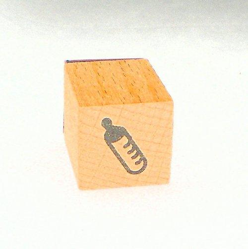 Razítko kojenecká láhev MRA05