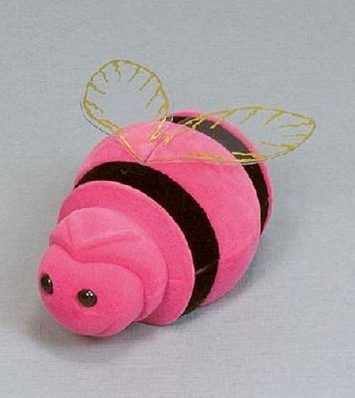 Růžový bodavý hmyz - krabička na šperky